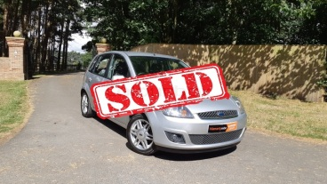 Ford Fiesta 1.4 Ghia for sale by Woodlands Cars - sold