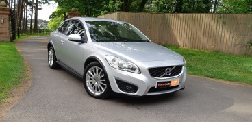 2010 Volvo C30 1.6 DRIVe SE LUX for sale by Woodlands Cars (15)
