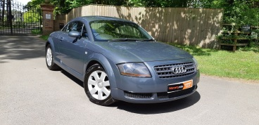 Audi TT for sale by Woodlands Cars (5)