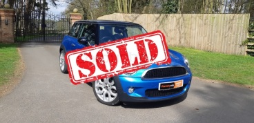 Mini Cooper S for sale by Woodlands Cars - sold
