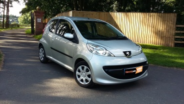 Peugeot 107 For sale by Woodlands Cars