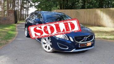 Volvo V60 D3 For sale by Woodlands Cars - sold