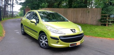 2008 Peugeot 207 1.4 For sale by Woodlands Cars (4)
