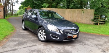 2013 Volvo V60 D3 Automatic for sale by Woodlands Cars (5)