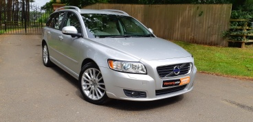2010 Volvo V50 SE LUX 1.6 DRIVe for sale by Woodlands Cars (14)
