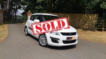 2011 Suzuki Swift SZ3 for sale by Woodlands Cars - sold