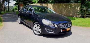 2011 Volvo S60 D3 Manual for sale by Woodlands Cars (4)