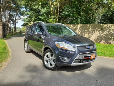 2010 Ford Kuga Titanium for sale by Woodlands Cars (7)