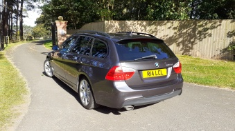 2008 BMW 320d M SPORT Touring for sale by Woodlands Cars (2)