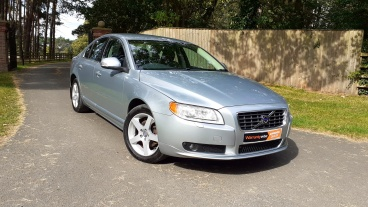 2008 Volvo S80 2.4 D5 SE LUX for sale by Woodlands Cars (3)