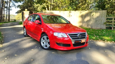 2009 VW Passat R LINE TDI for sale by Woodlands Cars Ltd (3)