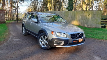 2008 Volvo XC70 2.4 D5 SE LUX Geartronic for sale by Woodlands Cars (8)