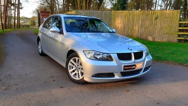 2007 BMW 320d SE for sale by Woodlands Cars (5)