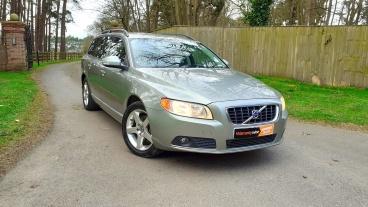 2008 Volvo V70 2.4 D SE for sale by Woodlands Cars (4)