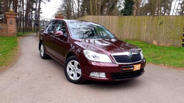 2012 Skoda Octavia 2.0 Diesel DSG Automatic for sale from Woodlands Cars
