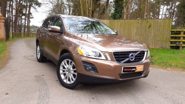 Volvo XC60 SE LUX for sale by Woodlands Cars (18)