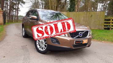 Volvo XC60 SE LUX for sale by Woodlands Cars - sold